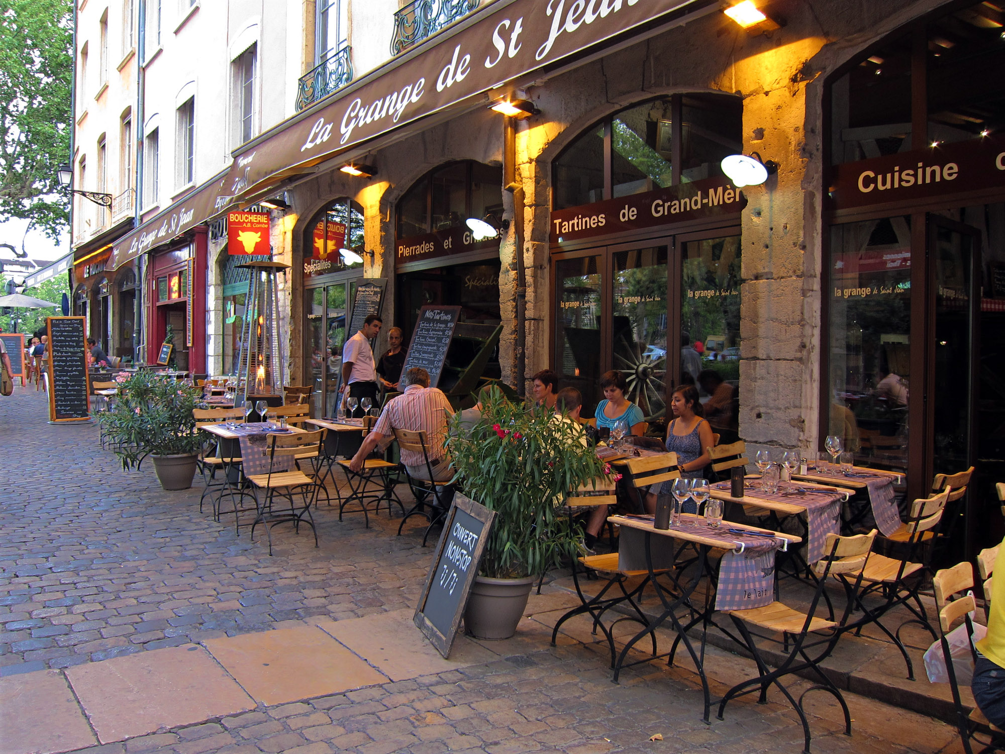Image result for restaurant in lyon