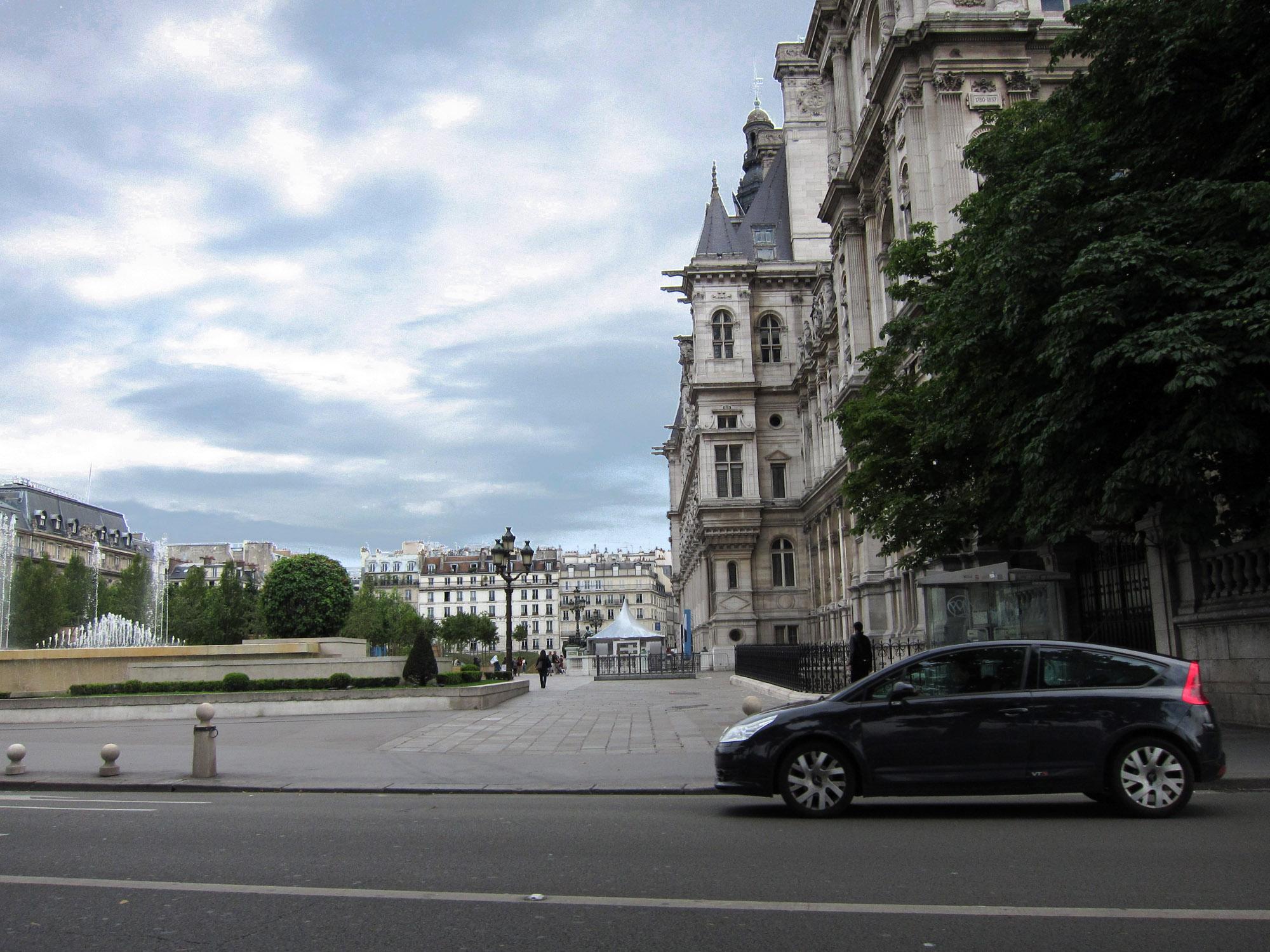 Hotel Ville Paris P