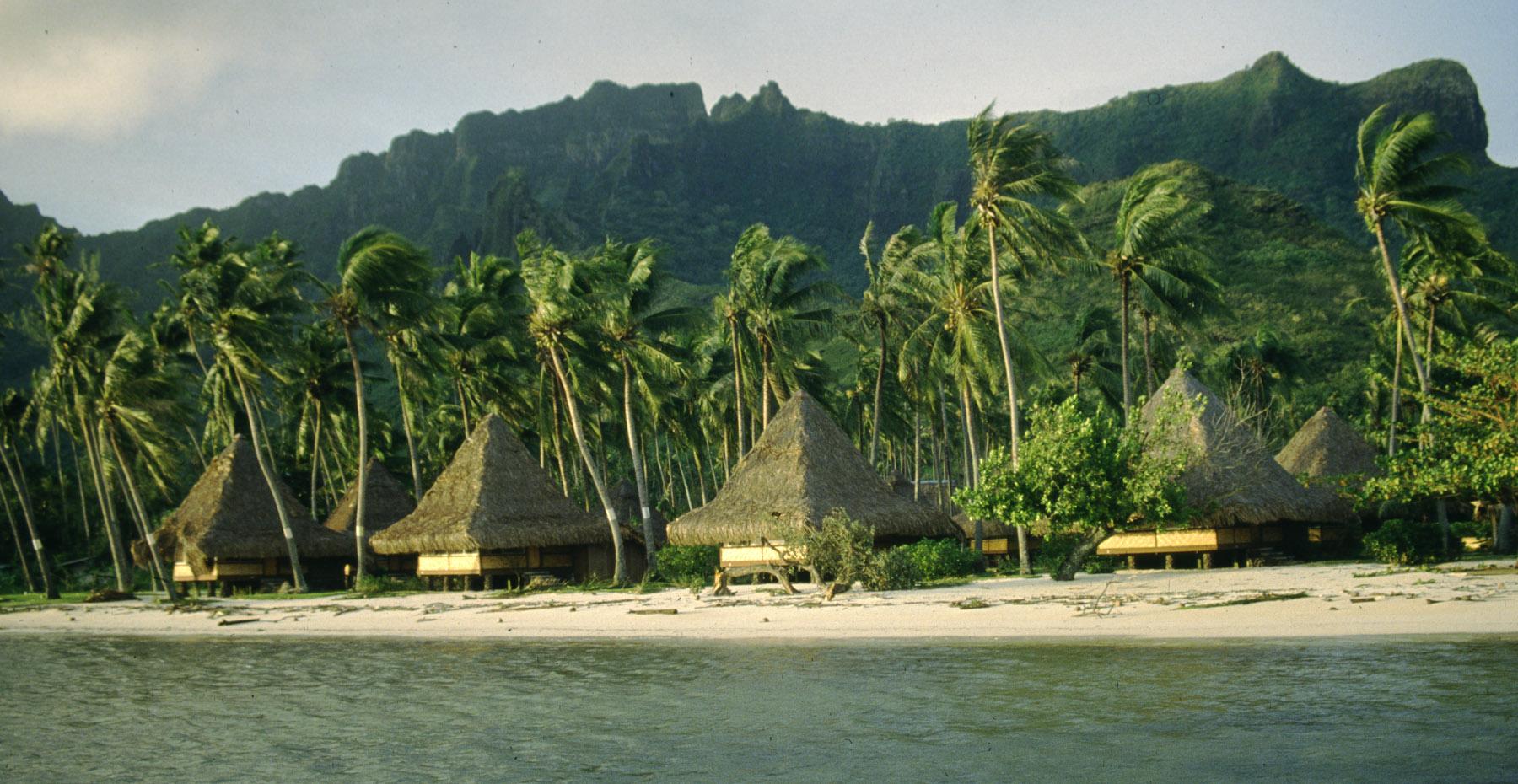 Bali Hai Hotel on Moorea
