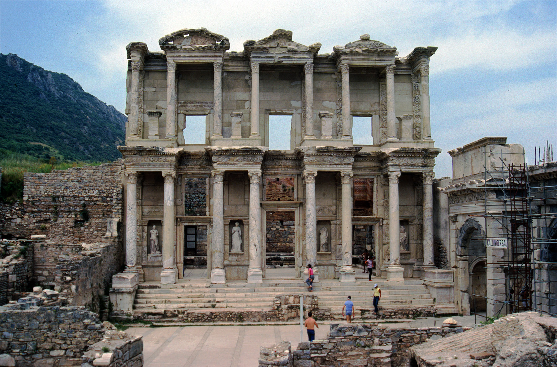 Ephesus: The Celsus Library