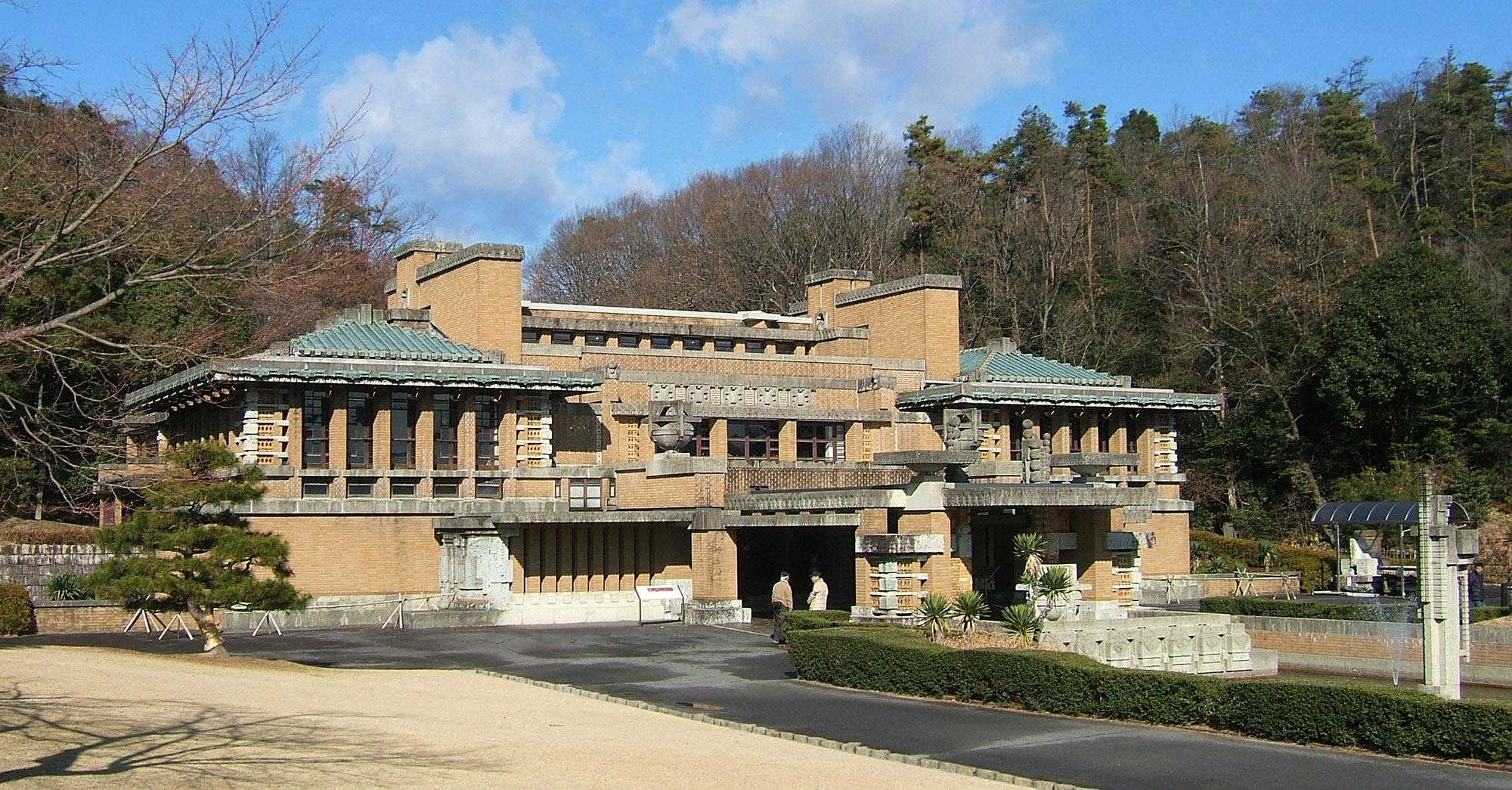 Imperial Hotel at Meiji Mura