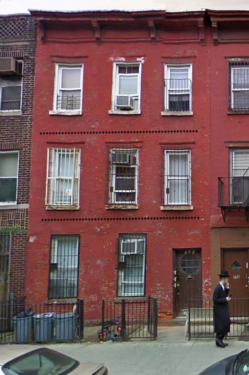 Old Stecker Home 276 Division Ave Brooklyn Ny