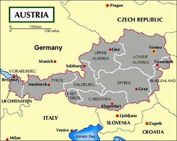 Austria Home Page