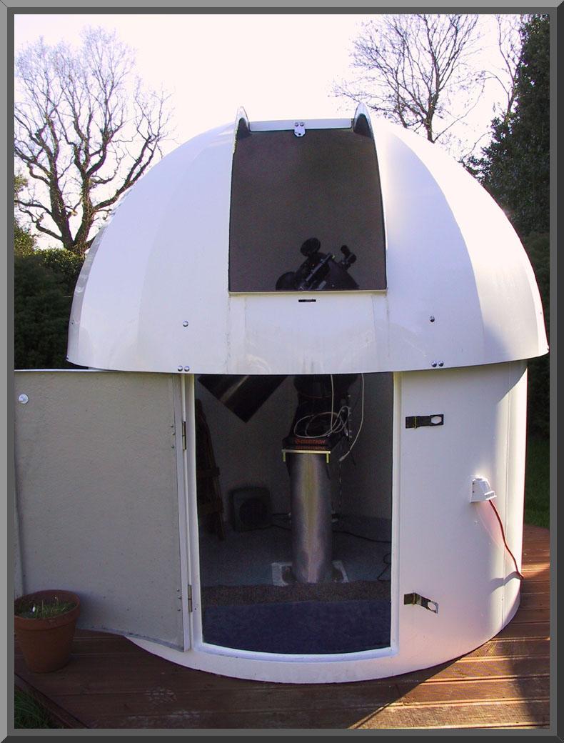 Купол обсерватории своими руками 99